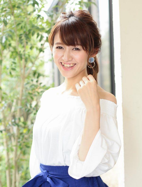 岩野 理沙 Risa Iwano