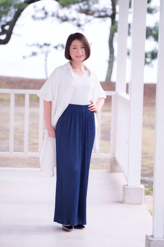 生野 佳子 Yoshiko Shono
