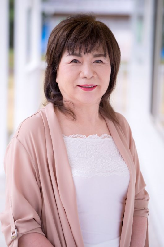 野村 和子 Kazuko Nomura
